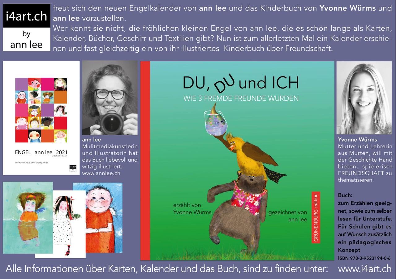 Kinderbuch DU, DU und ICH