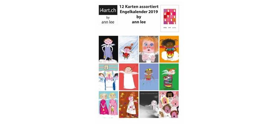 Kartenset Kalender Edition